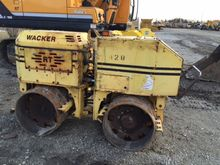 Used Wacker RT820 15