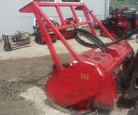 2012 Fecon BH74SS Skid Steer At