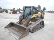 2008 New Holland C190 Skid Stee