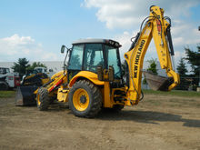 2014 New Holland B95C Loader Ba