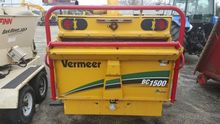 2014 Vermeer BC1500 Chipper-Han