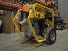 2013 Wacker PTS4V Trash Pump
