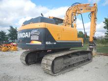 2015 Hyundai R160LC9A Excavator