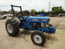 Ford New Holland 4610 Tractor
