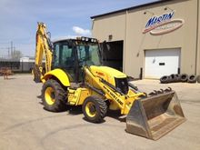 2013 New Holland B95C 36695