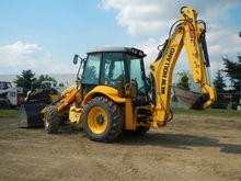 2014 New Holland B95C 37872