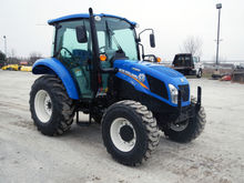 2015 New Holland T4.75 40521
