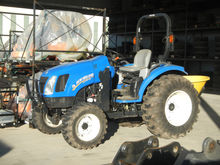 2015 New Holland Boomer 54D 405