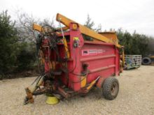 1995 Silodis 3900 Straw Blower