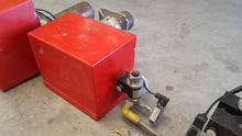Used Gas Burner RADIANT GS08