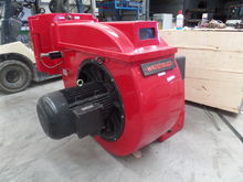 Weishaupt Natural Gas Burner 10