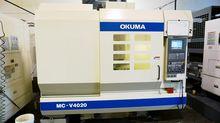 Used 2005 Okuma MCV4
