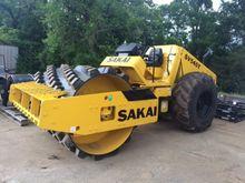 Used 2015 Sakai SV54
