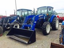 2014 New Holland T4.75,,4WD