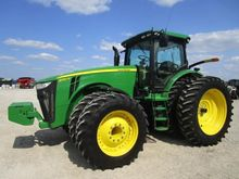 2014 John Deere 8360R