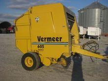 Vermeer Mfg. Co. 605