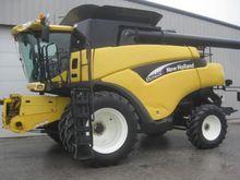 2003 New Holland CR940