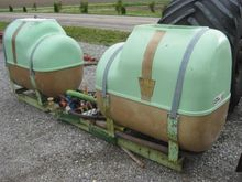 Misc Saddle Tanks