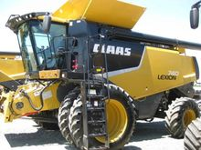 2011 Claas LEXION 740
