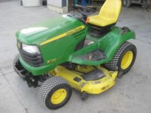 Used John Deere X720