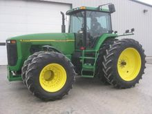 1997 John Deere 8400