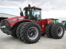 2011 Case IH STEIGER 450 HD