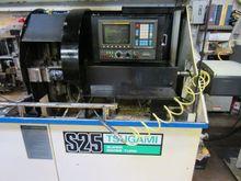 """1995 TSUGAMI S25D 1"""", FANUC 0TC"""