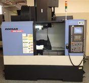 "2011 DOOSAN DNM-400HS 30""X, 17."