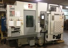 "HAAS EC-300 20""X, 18""Y, 14""Z, 8"