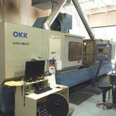 """1998 OKK KCV-800 120.08""""X, 32.2"""