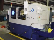 "2013 TORNOS ST26 1"", FANUC 31IT"