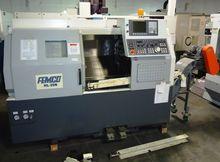 2011 FEMCO HL-25N, Fanuc 0iTC,