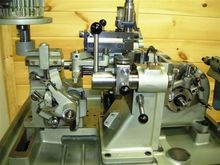ESCOMATIC PMF VERTICAL MILLING