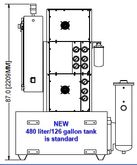 ChipBLASTER GV3-120 31.5 GPM 31