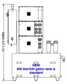 ChipBLASTER WV3-180 9-48 GPM 31