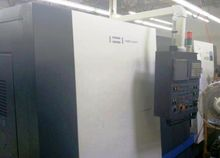 Hwacheon Hi Tech 550A FANUC 18i