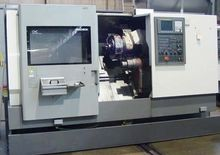 Hwacheon Cutex-240ASMC Fanuc 0i