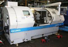 OKUMA CROWN L1420/1250 OSP U10L