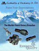 GENEVIEVE NEW Rotary Broach CNC