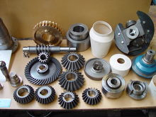 Spare parts suitable for all ma
