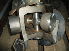 Universal joint suitable for Na