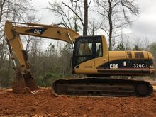 2004 CATERPILLAR 320CL