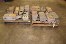 2 PALLETS OF ASSORTED DISCONNEC