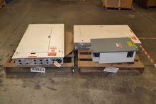 LOT OF 3 DISTRIBUTION PANELS