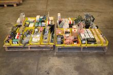 2 PALLETS OF ASSORTED ELECTRICA