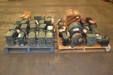 2 PALLETS OF ASSORTED GEAR REDU