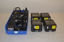 LOT OF ASSORTED ELECTRICAL CONT