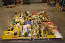 4 PALLETS OF ASSORTED VALVE REP