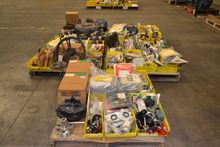 5 PALLETS OF ASSORTED VALVE REP
