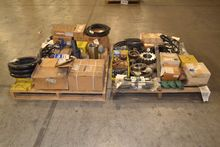 2 PALLETS OF ASSORTED POWER TRA